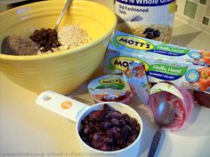 Watching What I Eat: Blueberry Almond Banana Oat Breakfast Cookies
