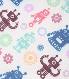 Poplin Exclusivo Robots