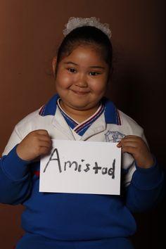 Friendship, PaulinaCarranza, Estudiante, Escuela Primaria Miguel F. Martinez, Monterrey, México