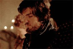 --- Athos eye sass --- 2x2: An Ordinary Man
