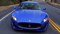 2013 Maserati Granturismo Sport: The Seduction of Italian Luxury  - Igni...