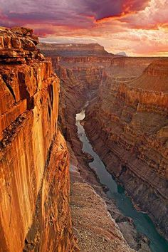 The Grand Canyon - Arizona.