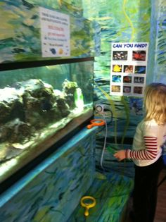 The Coastal Children's Museum is dedicated to providing children aged 2 to 9 and their families the opportunity to explore, discover and learn, through play about the natural world, the arts and sciences and the diversity of Maine's Coast.