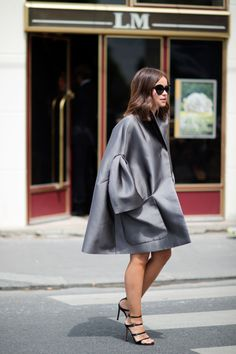 Miroslava Duma - The Cut- Paris Street Style
