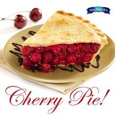 Signature Deep Dish Cherry Pie from Mrs. Smith http://pinterest.com/mrssmithspies/