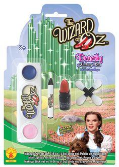 Wizard of Oz - Dorothy Girls Makeup Kit