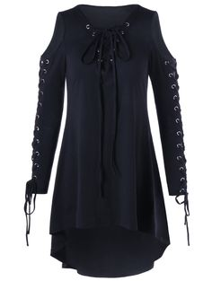 SHARE & Get it FREE   Lace Up Cold Shoulder Plus Size DressFor Fashion Lovers only:80,000+ Items • New Arrivals Daily • Affordable Casual to Chic for Every Occasion Join Sammydress: Get YOUR $50 NOW!
