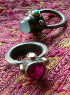 Rings by Andrea Munoz