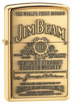 We offer the complete collection of Zippo lighters with free custom engraving. All Zippo lighter orders with custom engraving ship within 2 days. Tennessee, Kentucky, Lighter Case, Jim Beam, Zippo Lighter, Gold Light, Bourbon Whiskey, Fire Starters, Cigars