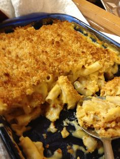 Gluten Free Macaroni and Cheese. Amazing and easy!