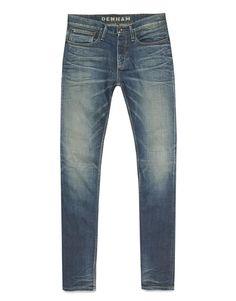 Denham - Jeans - Bolt Skinny Fit Lhsnc Denham Jeans, Denim Fashion, Skinny Fit, Boy Or Girl, Street Style, Fitness, How To Wear, Pants, Trouser Pants