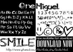 Smile Font | dafont.com