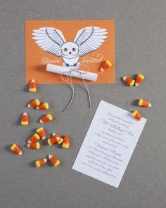 30 Creative Halloween Party Invitation Ideas | Shelterness