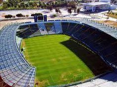 Estadio Leon tambien conocido como Nou Camp, casa de los Esmeraldas del Leon, en Leon, Guanajuato.