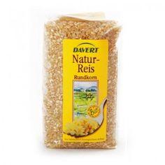 Био кафяв дългозърнест ориз 1 кг - Даверт | Био ориз | MaxLife