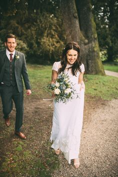 Katya Katya Shehurina Dress Bride Gown Bridal Home Made Rustic Laid Back Villagey Wedding Nottinghamshire http://www.weddings.leegarland.co.uk/