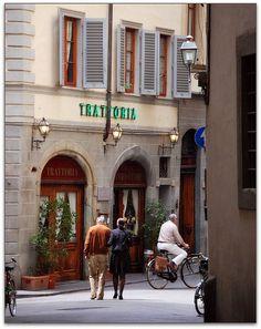 Florentine Life - Tuscany, Italy