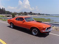 """Ford : Mustang MACH I 1970 FORD MUSTANG MACH I """"35 - http://www.legendaryfind.com/cars/pin/43320/"""