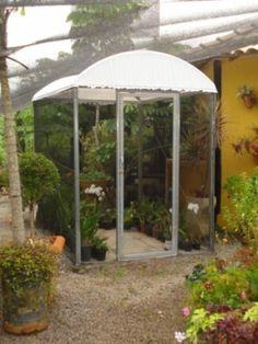 Tenha uma estufa em casa - Jardinagem - iG