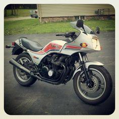 My Motorcycle: 1984 Kawasaki GPz750
