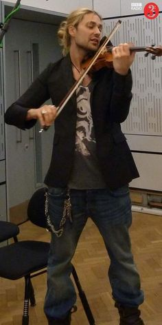 David Garrett wonderful!