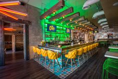 Located in San Diego's Gaslamp area, Don Chido is a fun eatery, tortillaria and tequileria. Making the Mexican modern, vintage and quirky twists abound.