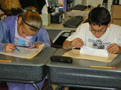 Mrs. Beers' 6th Grade Language Arts: Daily 5 in the Upper Elementary Classroom
