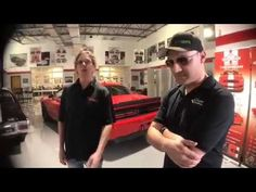 Timeless Muscle magazine was super impressed. Dream Giveaway, Muscle Magazine, Corvettes, Garage, Carport Garage, Corvette, Garages, Car Garage, Carriage House