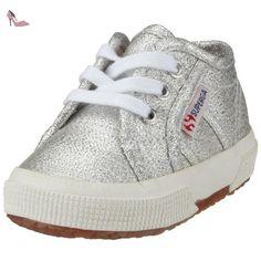 2750-bebj Baby Classic - Sneaker, Mixte Enfant - Rose - Rosa (Red Azalea), 24 EUSuperga