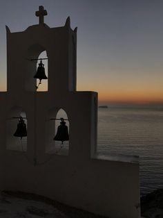 Santorini: de zonsondergang