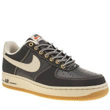 mens nike navy air force 1 trainers