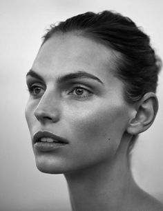 Fresh Beauty / Photography by Jan Welters for Elle France