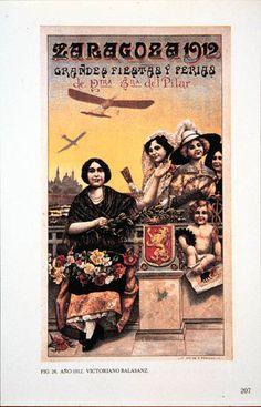 Cartel Pilar 1912 Titulo: XII