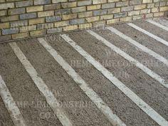 Hempcrete solid floor
