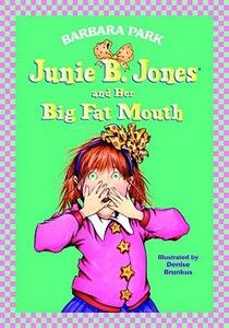 12 best children's books series for grades 1 to 3, to read in summer. Love Junie B Jones!