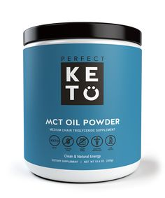 Perfect Keto MCT Oil Powder contains of MCTs (medium chain triglycerides) per serving bound to acacia fiber making them blendable into shakes, smoothies, and recipes! It tastes like the perfect keto-friendly creamer. Rocket Fuel Latte, Soft Tortilla, Non Dairy Coffee Creamer, What Is Ketosis, Ketosis Supplements, Collagen Protein, Mct Oil, Coffee Recipes, Lifestyle