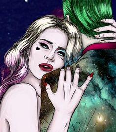"♥ ❖♦""he's an out-of-this-world kinda guy""♥ ❖♦ «Joker & Harley» ♥ ♦"