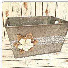 Rustic Wedding Card Basket, Country Chic Card Basket, Card Basket, Bridal Shower, Baby Shower, Birthday Party, Gift Table - http://www.giftbasketsforbaby.net/rustic-wedding-card-basket-country-chic-card-basket-card-basket-bridal-shower-baby-shower-birthday-party-gift-table.html