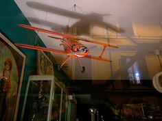 The flying dream.  A few years ago in a shop window in Rome