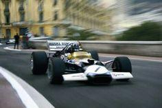 #1 Graham Hill...Brooke Bond Oxo Racing/Rob Walker...Lotus 49C...Motor Ford Cosworth DFV V8 3.0...GP Monaco 1970