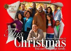 This Christmas -  Great movie & music !