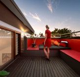 The Colour House in Melbourne Wins 2014 Australian Living Green Interior Award | Inhabitat - Sustainable Design Innovation, Eco Architecture, Green Building