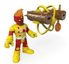 Imaginext DC Super Friends Firestorm 5