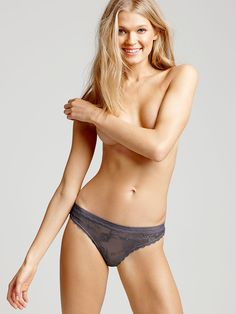 Seamless Little Thong Panty - Body by Victoria - Victoria's Secret