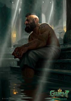 Cleaver - Gwent, Lorenzo Mastroianni on ArtStation at https://www.artstation.com/artwork/3xmZE