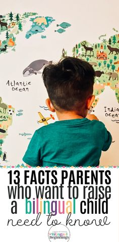 13 Facts Parents Who Want to Raise a Bilingual Child Need to Know — Lorena & Lennox Bilingual Beginn
