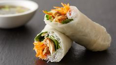 Summer = Spring Rolls! Well, and lots of other things too.