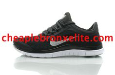 super cute d1418 26ba1 Black and Grey Nike Free 3.0 V5 Mens Silver 580393 001 Cheap Jordans, New  Jordans