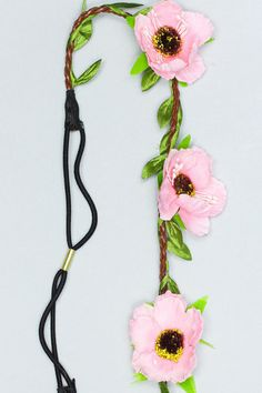 Floral Headband | uoionline.com: Women's Clothing Boutique