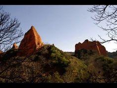 Fotos de: León - Las Médulas - Paraje Natural - Recorrido desde el puebl...